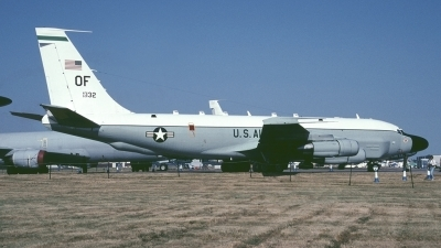 Photo ID 169110 by Tom Gibbons. USA Air Force Boeing RC 135V Rivet Joint 739 445B, 62 4132