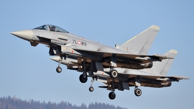 Photo ID 169270 by Lieuwe Hofstra. Austria Air Force Eurofighter EF 2000 Typhoon S, 7L WG