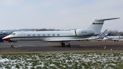 Photo ID 169318 by Lukas Kinneswenger. Oman Government Gulfstream Aerospace G 550 G V SP, A4O AE