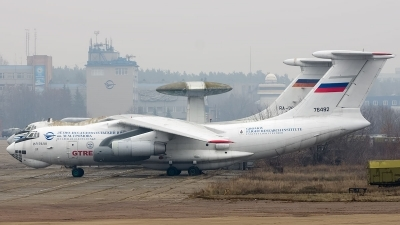 Photo ID 169293 by Vladimir Vorobyov. Russia Gromov Flight Test Institute Ilyushin IL 76LL, RA 76492