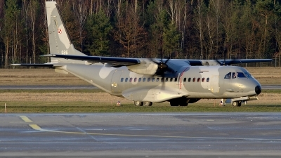 Photo ID 169373 by Günther Feniuk. Poland Air Force CASA C 295M, 026