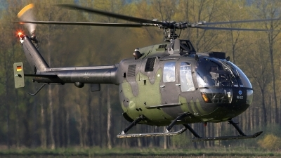 Photo ID 20848 by Jens Wiemann. Germany Army MBB BO 105P PAH 1, 86 62