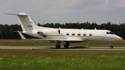 Photo ID 169438 by Daniel Thiel. USA Air Force Gulfstream Aerospace C 20B Gulfstream III, 86 0206
