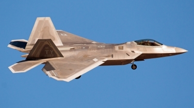 Photo ID 169453 by Alex Jossi. USA Air Force Lockheed Martin F 22A Raptor, 05 4093