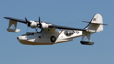 Photo ID 169468 by Rod Dermo. Private Canadian Warplane Heritage Museum Consolidated PBY 5A Catalina, C FPQL