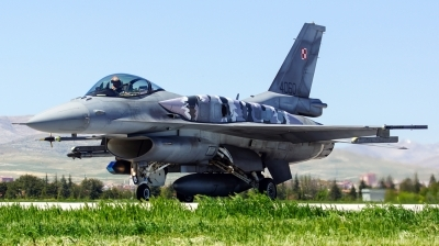 Photo ID 169496 by Reto Gadola. Poland Air Force General Dynamics F 16C Fighting Falcon, 4060