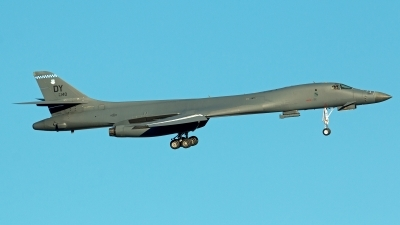 Photo ID 169571 by Alex Jossi. USA Air Force Rockwell B 1B Lancer, 86 0140