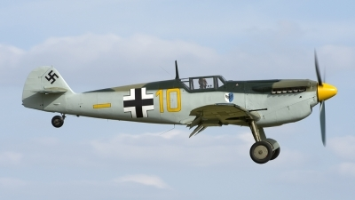 Photo ID 169674 by Joop de Groot. Private Historic Flying Ltd Hispano HA 1112 M1L Buchon, G BWUE