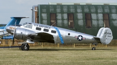 Photo ID 169675 by Joop de Groot. Private Private Beech C 45H Expeditor, G BSZC