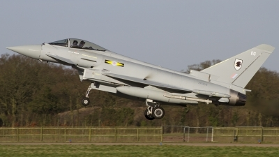 Photo ID 169792 by Chris Lofting. UK Air Force Eurofighter Typhoon FGR4, ZK354