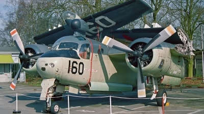 Photo ID 169782 by Peter Terlouw. Netherlands Navy Grumman US 2N Tracker G 89, 160