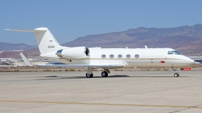 Photo ID 170691 by MANUEL ACOSTA. USA Air Force Gulfstream Aerospace C 20H Gulfstream IV, 90 0300