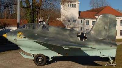 Photo ID 169823 by Florian Morasch. Germany Air Force Messerschmitt Me 163B 1a, 130370
