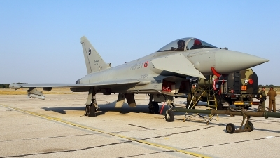 Photo ID 169966 by Carl Brent. Italy Air Force Eurofighter F 2000A Typhoon EF 2000S, MM7306