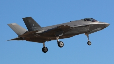 Photo ID 169926 by Ian Nightingale. USA Air Force Lockheed Martin F 35A Lightning II, 12 5056