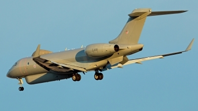 Photo ID 169960 by Alex Jossi. UK Air Force Bombardier Raytheon Sentinel R1 BD 700 1A10, ZJ691