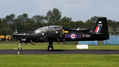Photo ID 169981 by Jan Eenling. UK Air Force Short Tucano T1, ZF244