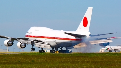 Photo ID 170070 by Filipe Barros. Japan Air Force Boeing 747 47C, 20 1102
