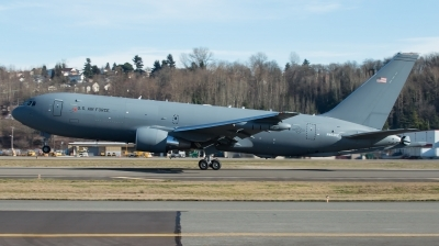 Photo ID 170077 by Russell Hill. USA Air Force Boeing KC 46A Pegasus 767 200LRF, N462KC