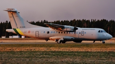 Photo ID 170093 by Daniel Thiel. Italy Guardia di Finanza ATR ATR 42 400MP Surveyor, MM62230