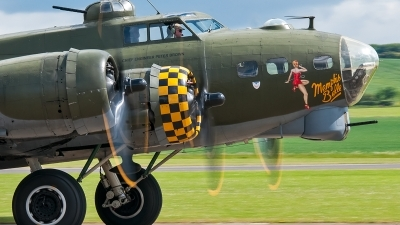 Photo ID 170311 by Pedro Castellano García. Private B 17 Preservation Ltd Boeing B 17G Flying Fortress 299P, G BEDF
