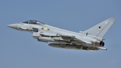 Photo ID 170339 by M.Schmal. UK Air Force Eurofighter Typhoon FGR4, ZJ933