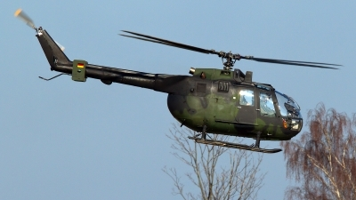 Photo ID 170354 by Rainer Mueller. Germany Army MBB Bo 105P1, 86 95