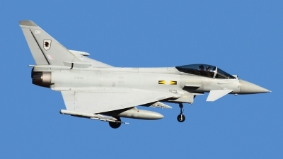 Photo ID 170389 by Carlos Aleman - SJUAP. UK Air Force Eurofighter Typhoon FGR4, ZJ942