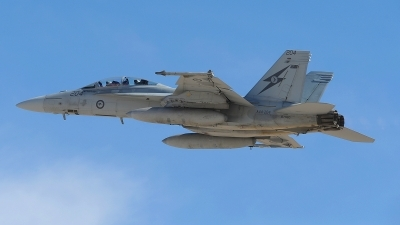 Photo ID 170451 by Peter Boschert. Australia Air Force Boeing F A 18F Super Hornet, A44 204