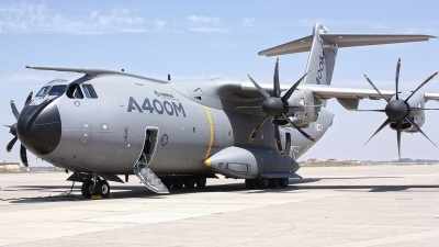 Photo ID 170459 by Fernando Sousa. Company Owned Airbus Airbus A400M Atlas, EC 406