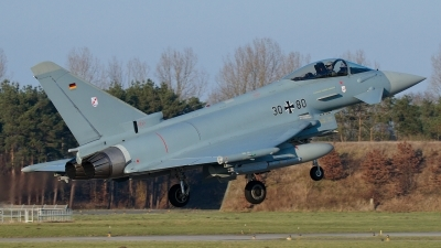 Photo ID 170480 by Rainer Mueller. Germany Air Force Eurofighter EF 2000 Typhoon S, 30 80