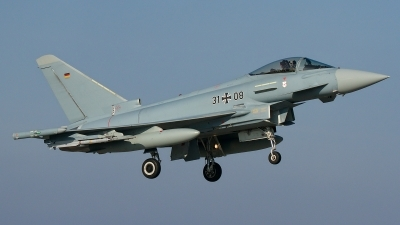 Photo ID 170509 by Rainer Mueller. Germany Air Force Eurofighter EF 2000 Typhoon S, 31 08