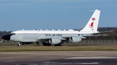 Photo ID 170527 by Ashley Wallace. UK Air Force Boeing RC 135W Rivet Joint 717 158, ZZ664