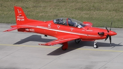 Photo ID 170560 by Stephan Sarich. Company Owned Pilatus Pilatus PC 21, HB HZC
