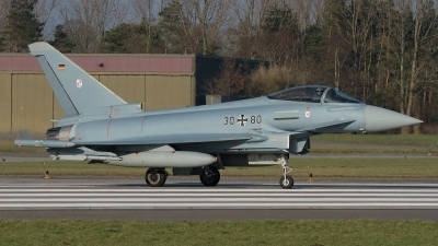 Photo ID 170616 by Rainer Mueller. Germany Air Force Eurofighter EF 2000 Typhoon S, 30 80