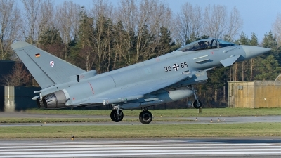 Photo ID 170630 by Rainer Mueller. Germany Air Force Eurofighter EF 2000 Typhoon S, 30 65