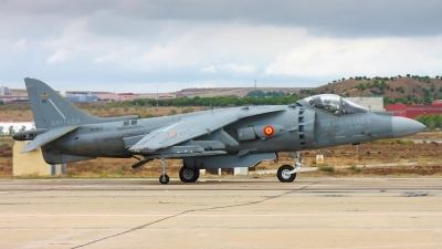 Photo ID 170640 by Filipe Barros. Spain Navy McDonnell Douglas EAV 8B Harrier II, VA 1B 37