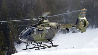 Photo ID 170668 by Joop de Groot. Germany Army Eurocopter EC 135T1, 82 59