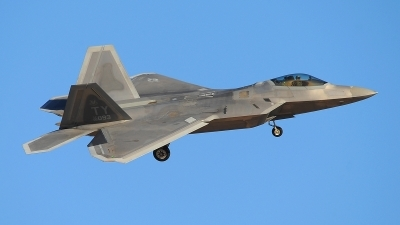 Photo ID 170759 by Peter Boschert. USA Air Force Lockheed Martin F 22A Raptor, 05 4093