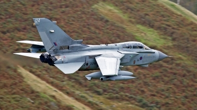 Photo ID 170793 by Roel Kusters. UK Air Force Panavia Tornado GR1A, ZG714