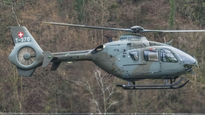 Photo ID 170869 by Martin Thoeni - Powerplanes. Switzerland Air Force Eurocopter TH05 EC 635P2, T 370