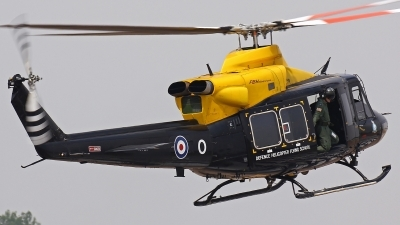 Photo ID 170860 by Richard de Groot. UK Air Force Bell 412EP Griffin HT1, ZJ707