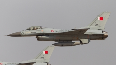 Photo ID 170830 by Andreas Zeitler - Flying-Wings. Bahrain Air Force General Dynamics F 16C Fighting Falcon, 206