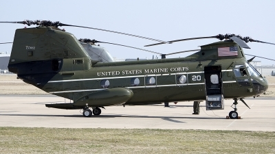Photo ID 170920 by Bobby Allison. USA Marines Boeing Vertol CH 46E Sea Knight 107 II, 157682