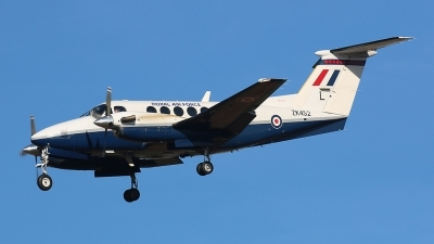 Photo ID 170992 by Ian Nightingale. UK Air Force Beech Super King Air B200, ZK452