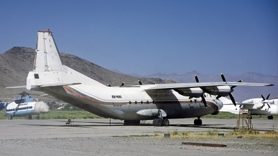 Photo ID 171010 by D. A. Geerts. Afghanistan Air Force Antonov An 12BK, 00406