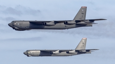 Photo ID 171222 by Bartolomé Fernández. USA Air Force Boeing B 52H Stratofortress, 60 0022