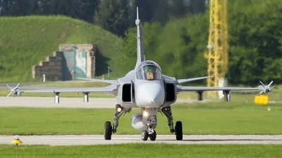 Photo ID 171178 by Maurice Kockro. Czech Republic Air Force Saab JAS 39C Gripen, 9243
