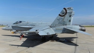 Photo ID 171192 by Peter Boschert. USA Marines McDonnell Douglas F A 18C Hornet, 164709