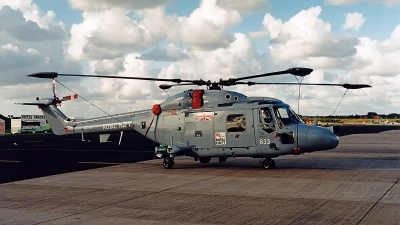 Photo ID 171266 by Jan Eenling. UK Navy Westland WG 13 Lynx HAS3S, XZ725